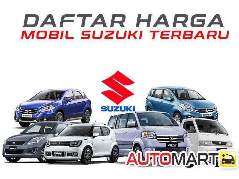 Daftar Harga Suzuki 2019 Harga Mobil Baru Mobil Mobil Baru Kendaraan