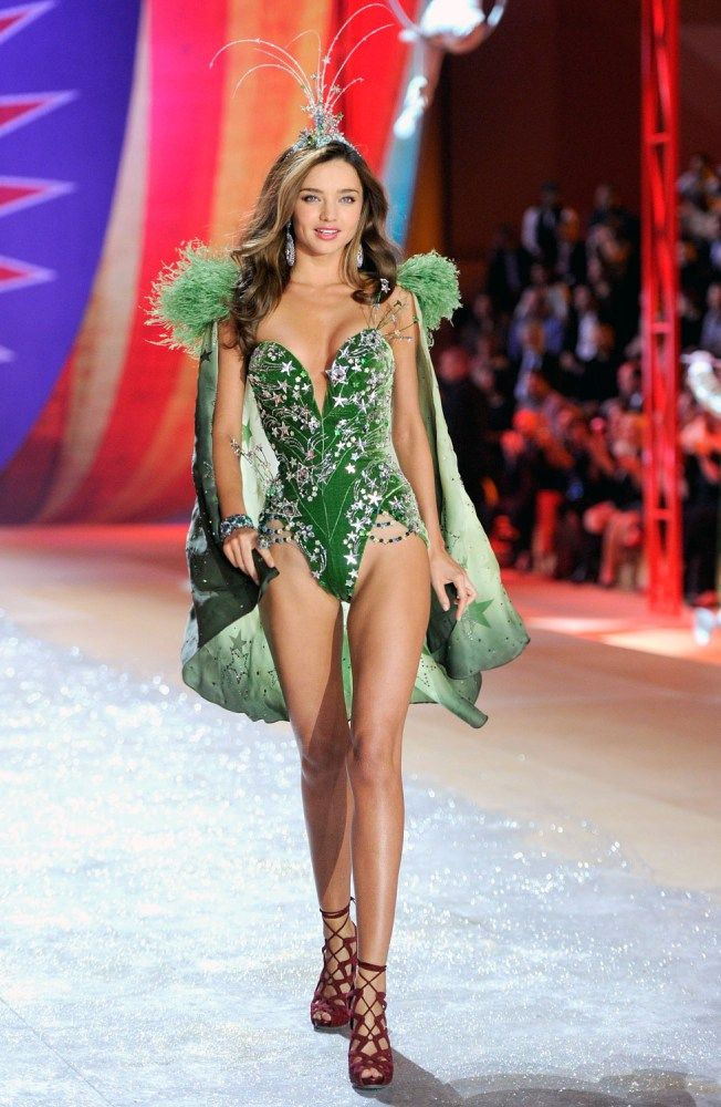 4f63641a08 Miranda Kerr goes green