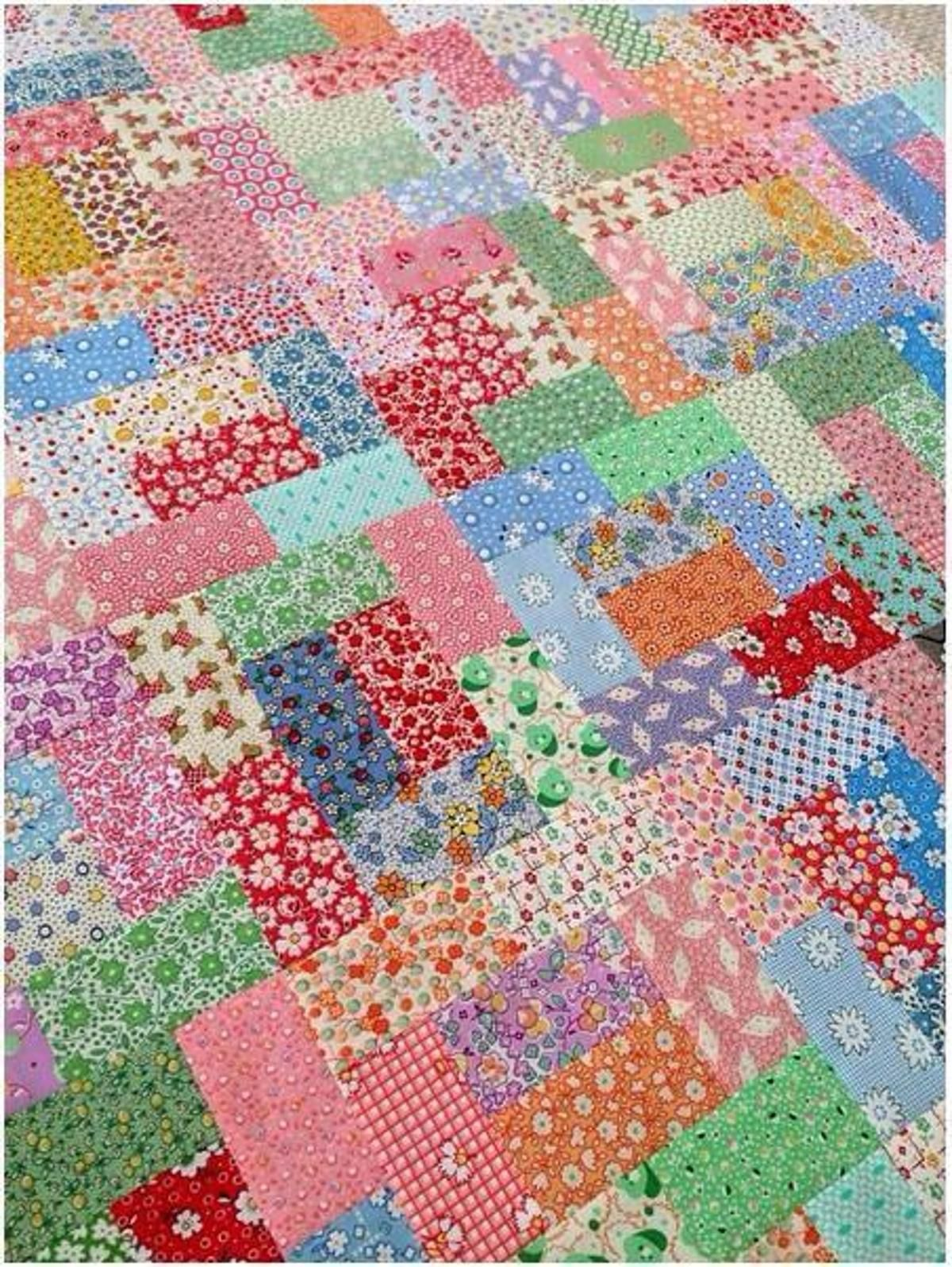 Retro Dreams 1930's Quilt Pattern (30's)   Retro, Patterns and ... : 1930s quilt patterns - Adamdwight.com