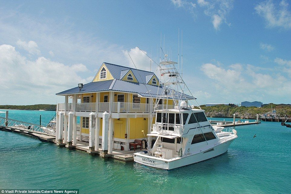 Billionaires caribbean island for sale with airstrip