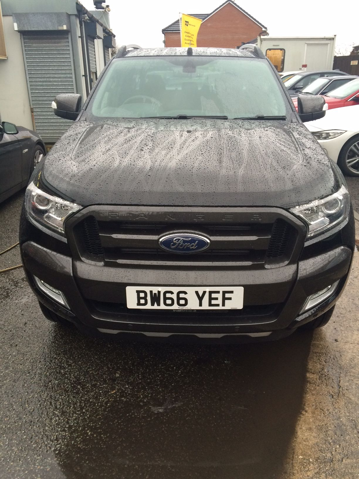 The Ford Ranger Wildtrak Leasing Deal One Of The Many Cars And
