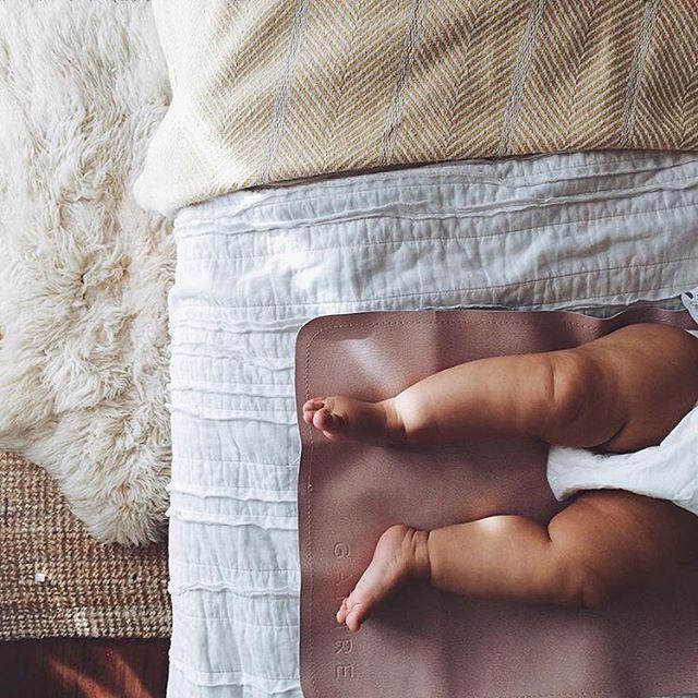 legs Chubby baby