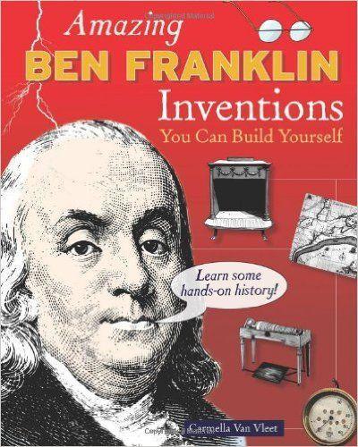 Benjamin Franklin Biography Book