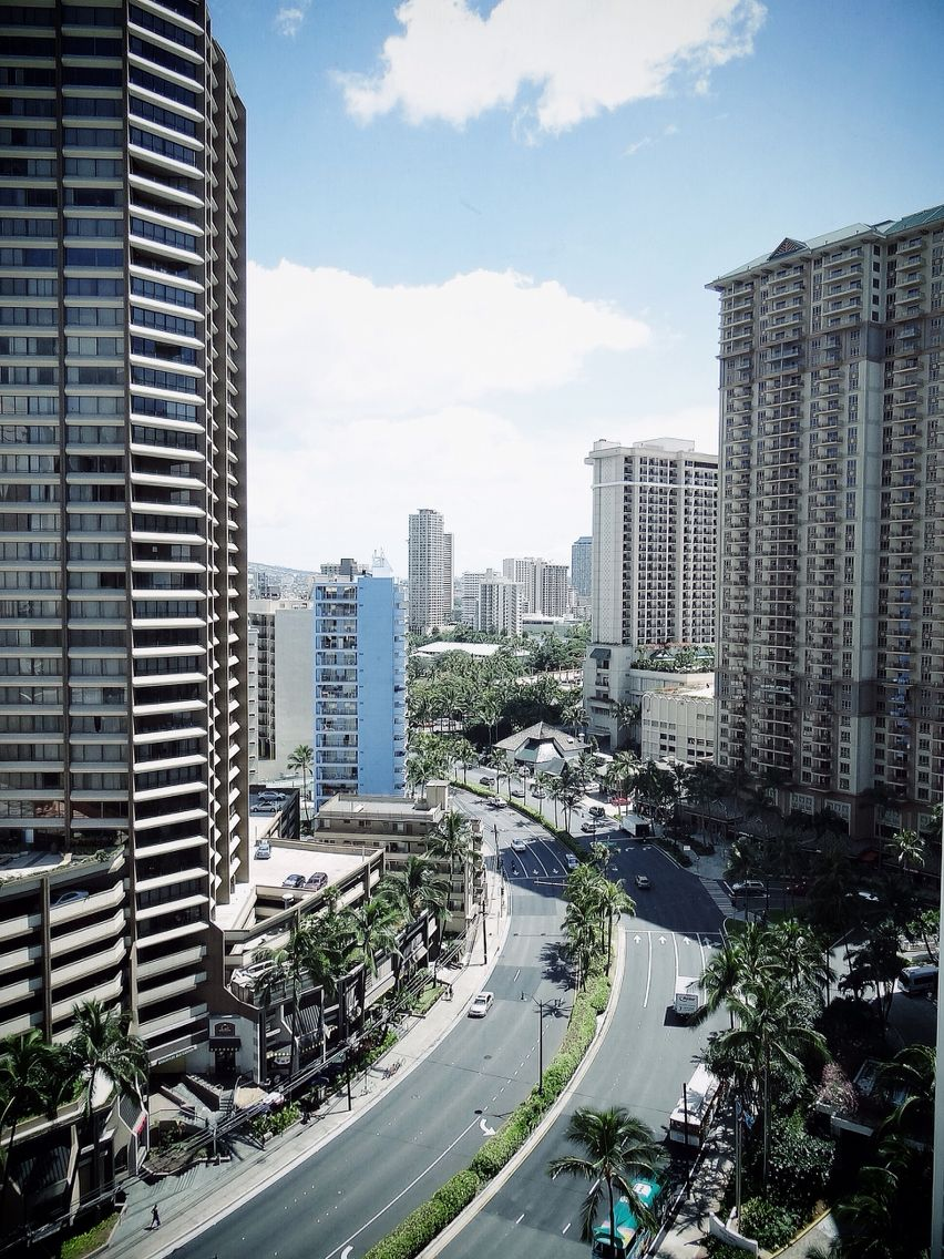 Magnificent view | Modern Honolulu | Oahu | Hawaii