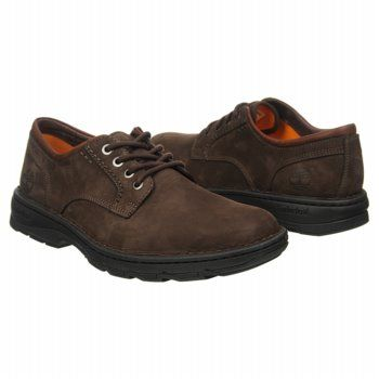 Timberland City Endurance Comfort O Shoes (Brown Nubuck) - Men's Shoes - 9.0 M