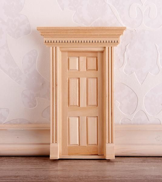 Puertas del Ratoncito Pérez para pintar