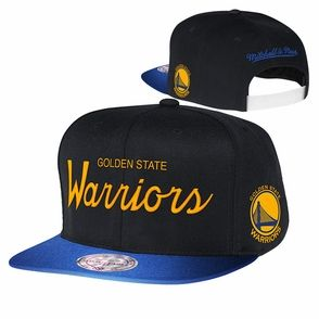 2 Tone Warriors Cap by Mitchell & Ness