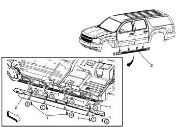 Chevrolet Tahoe 2007 2008 2009 Factory Repair Manual