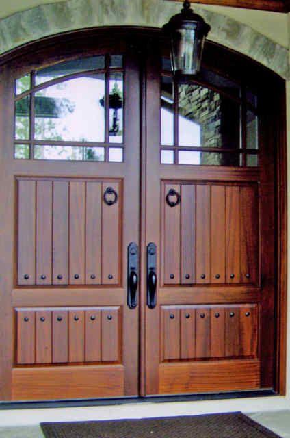 Custom Wood Doors Divided Lite Doors By Design Daphne