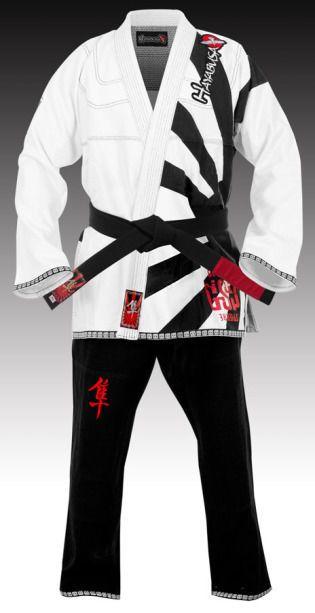 Hayabusa GSP Rising Sun BJJ Jiu Jitsu Gi  Mayhap one day I