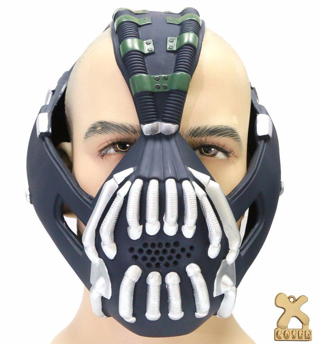 Mascara Bozal Bane Deluxe Ultima Version. Batman. Modelos ...