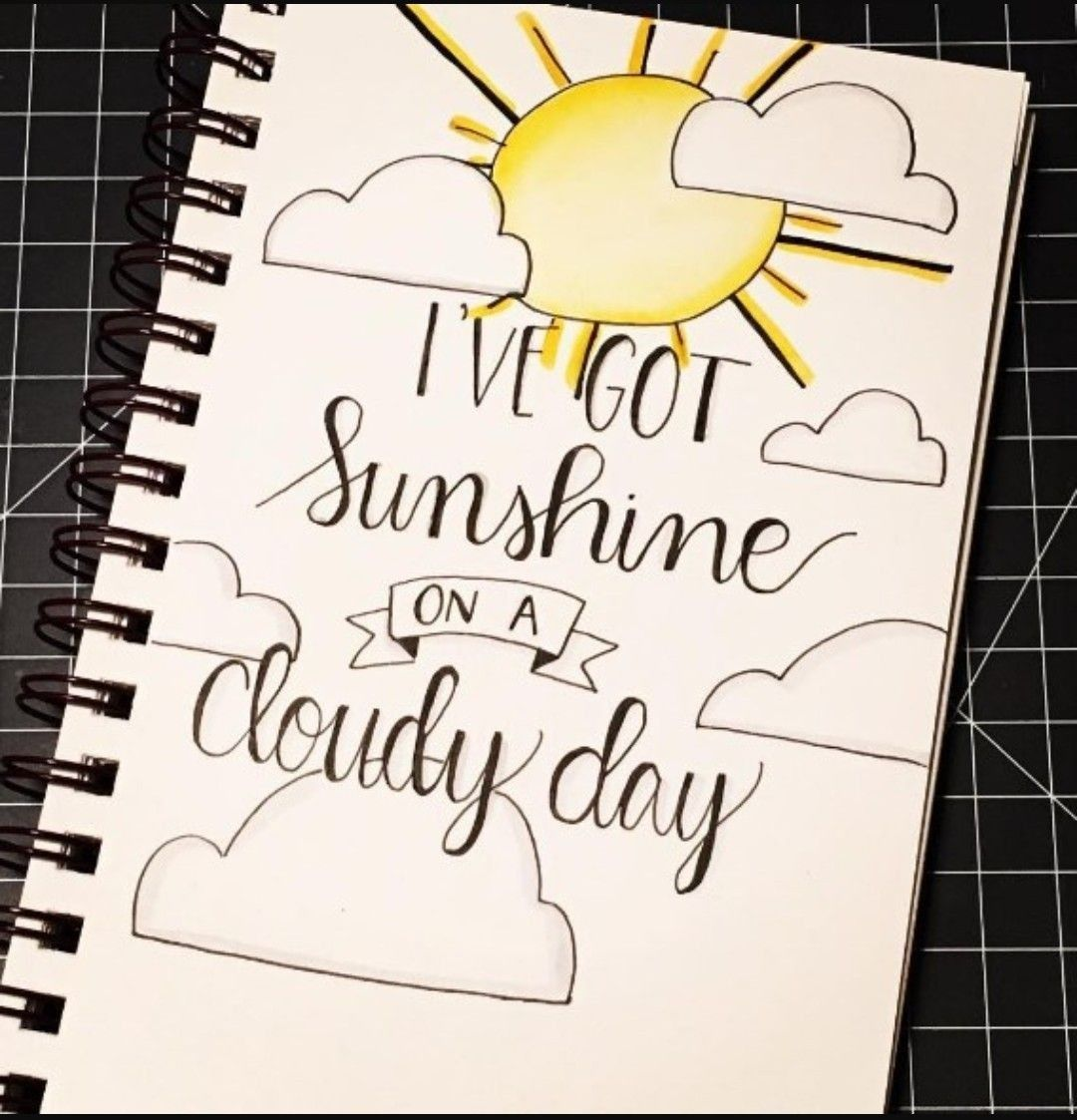 Pin By Heather Jones On Planner Journal With Images Drawing Quotes Calligraphy Doodles Hand Lettering
