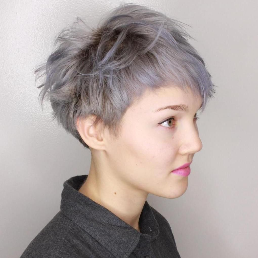cute and easytostyle short layered hairstyles pixies pixie