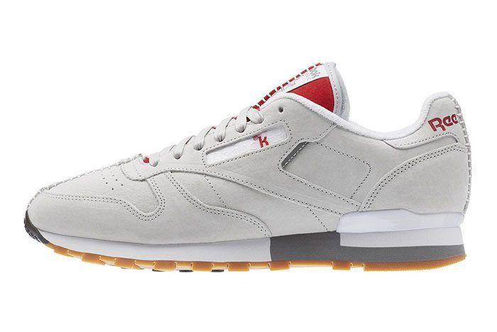 Kendrick Lamar x Reebok Classic QS - Sneaker Freaker  b27c5c752