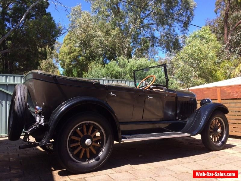 Vintage Car Chrysler 1925 Tourer #chrysler #tourer #forsale ...