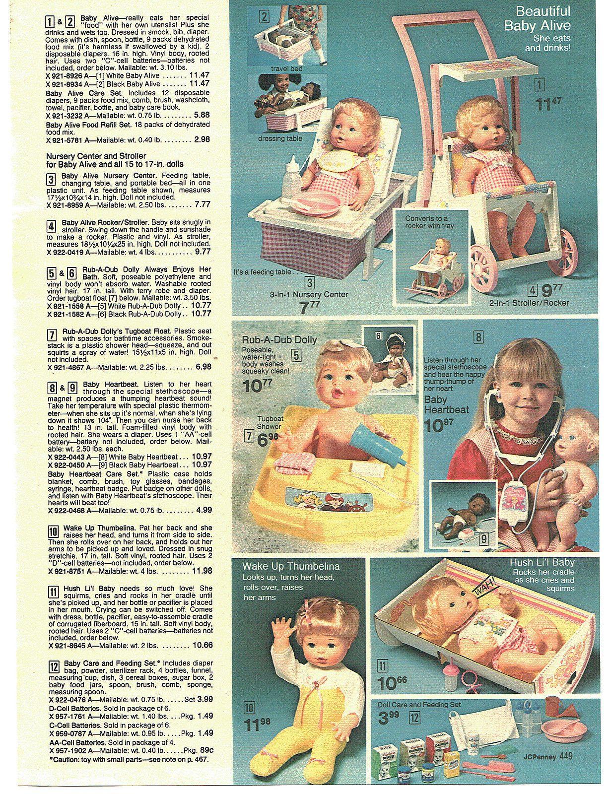 Pin On Vintage Babydolls