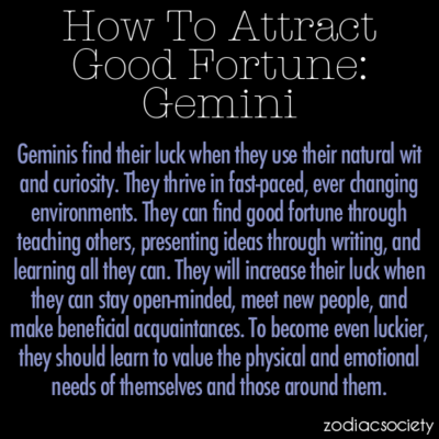 How to attract a gemini