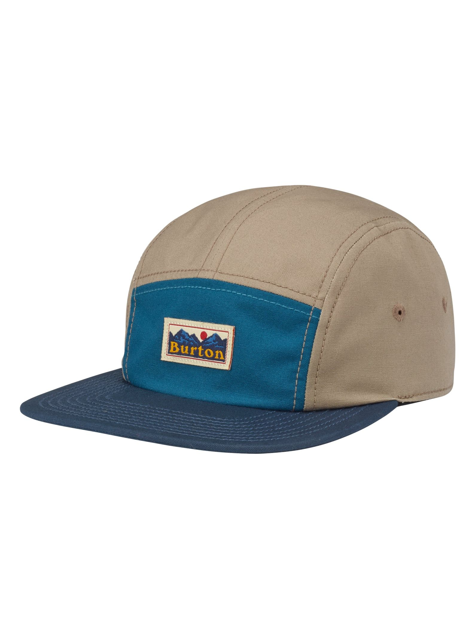 43c9a53bf89 Burton Cordova 5-Panel Camp Hat in 2019