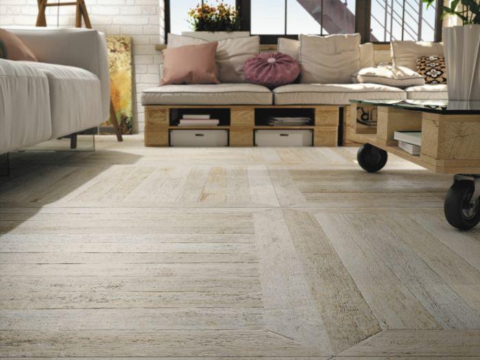 Bodenfliesen Wohnzimmer - Schöne Ideen für den Wohnzimmerboden ...