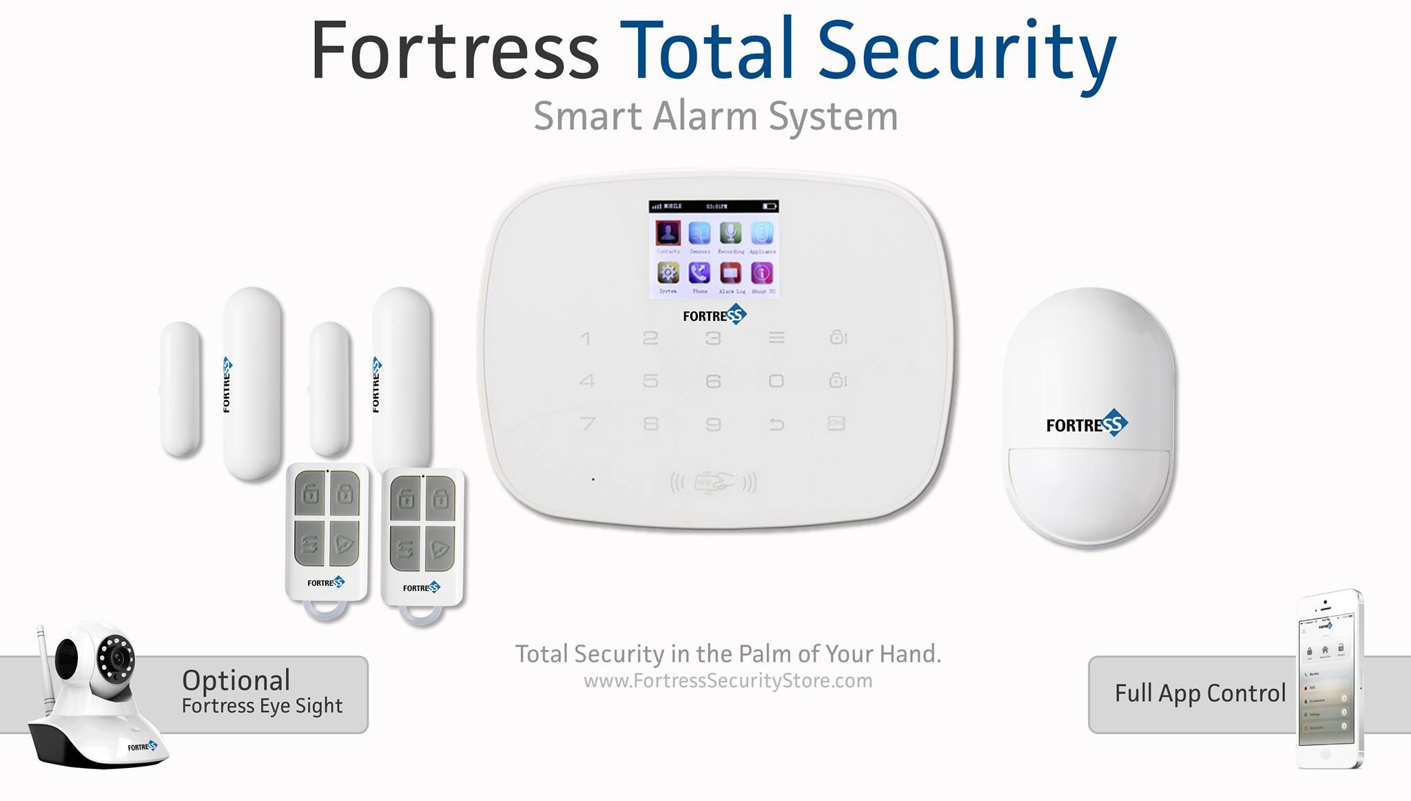 Total Security System Security System Home Security Systems Alarm Systems For Home