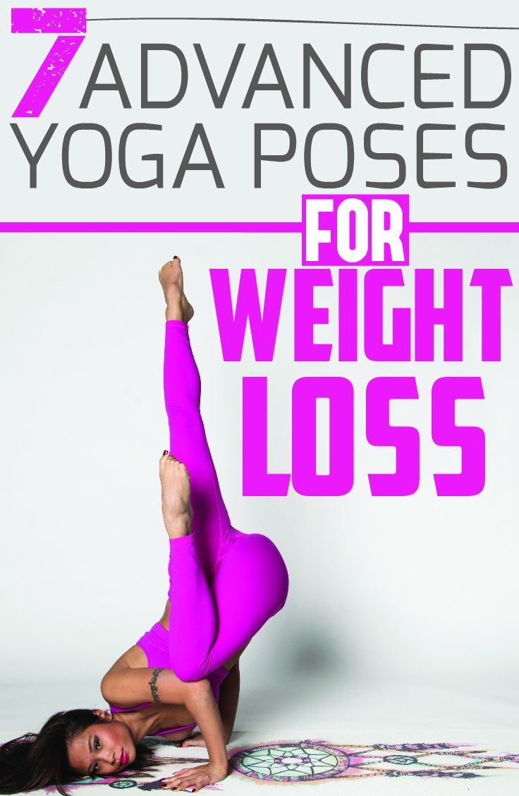 Advanced Yoga Poses Weight Loss