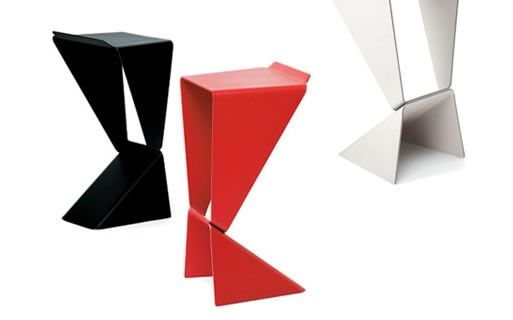 ICON stool designed by Matthias Demacker in 2006