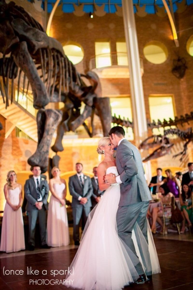 Weddings At Fernbank Museum Of Natural History In Atlanta Ga Wedding Spot Georgia Wedding Venues Atlanta Wedding Venues Unique Atlanta Wedding Venues