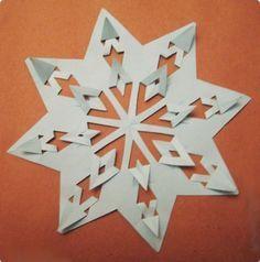 Необычные снежинки из бумаги. Необычные снежинки своими руками. Необычные снежинки на новый год. Необычные снежинки из бумаги схемы.