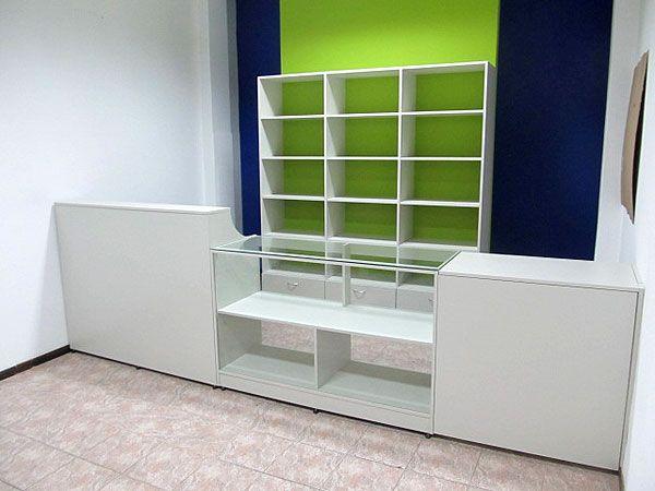 Fabrica mostradores para locales de ropa tiendas en 2019 shop counter design shop interiors - Disenos de mostradores ...