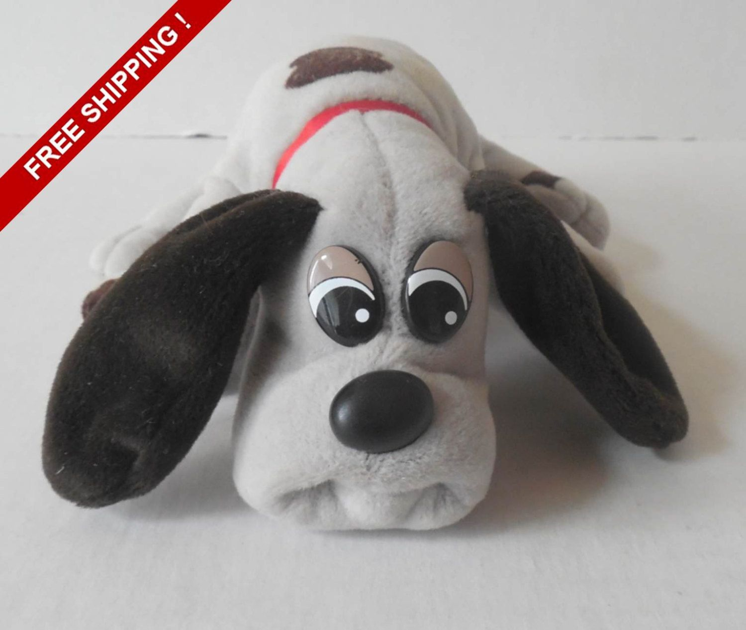 Vintage 1980s Mini Pound Puppy by Tonka by VintageSistersx2 on
