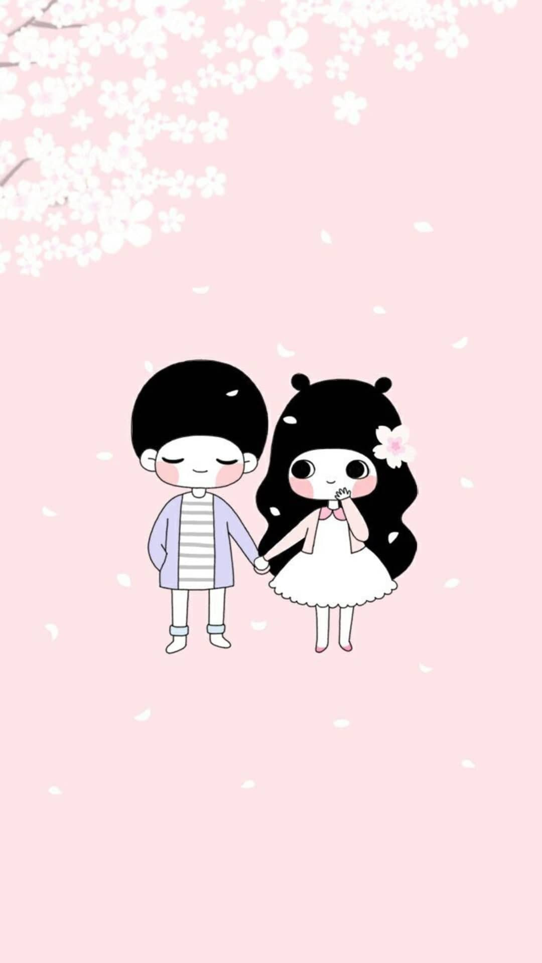 Pin By Teena On Anime Cute Wallpapers Love Wallpaper Love