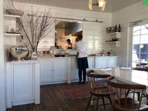 Kitchen ideas; Josephine House, Austin, Texas.