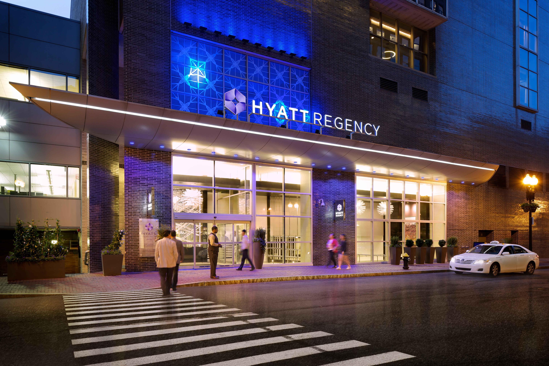 Hotel In Downtown Boston Near Boston Commons - Hyatt Regency
