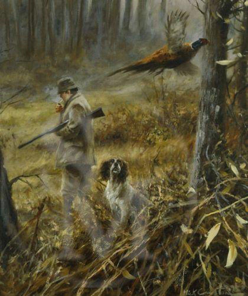 это картинки на тему охота и ружья своей биографии так