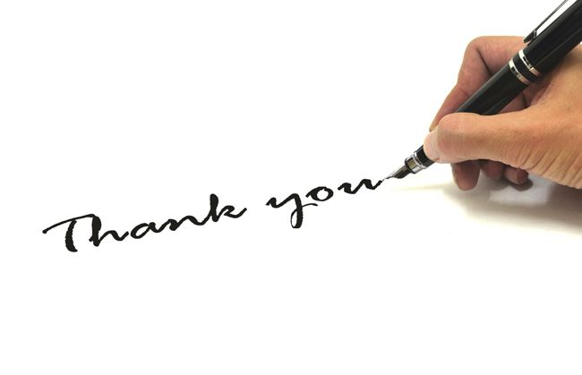How to Write a Thank You Note After an Interview Huffington Post