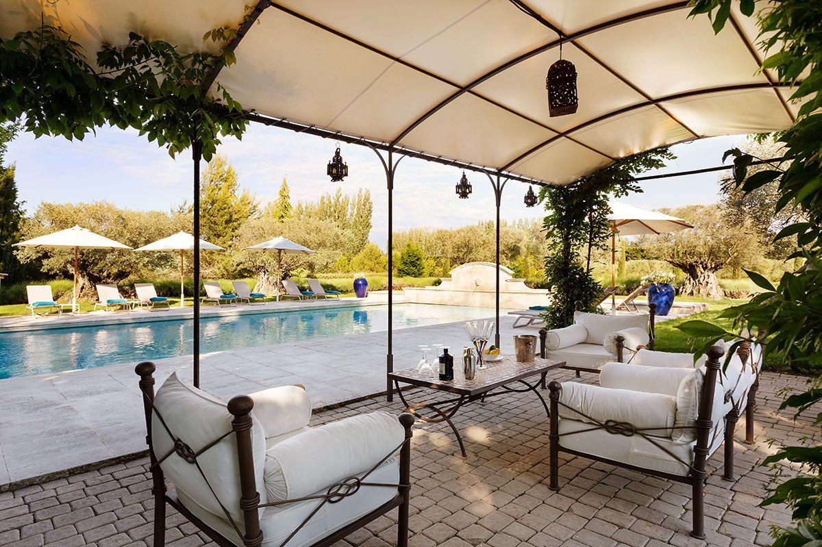 Fleurs de provence provence luxury retreats villa - Piscine plein air aix en provence ...