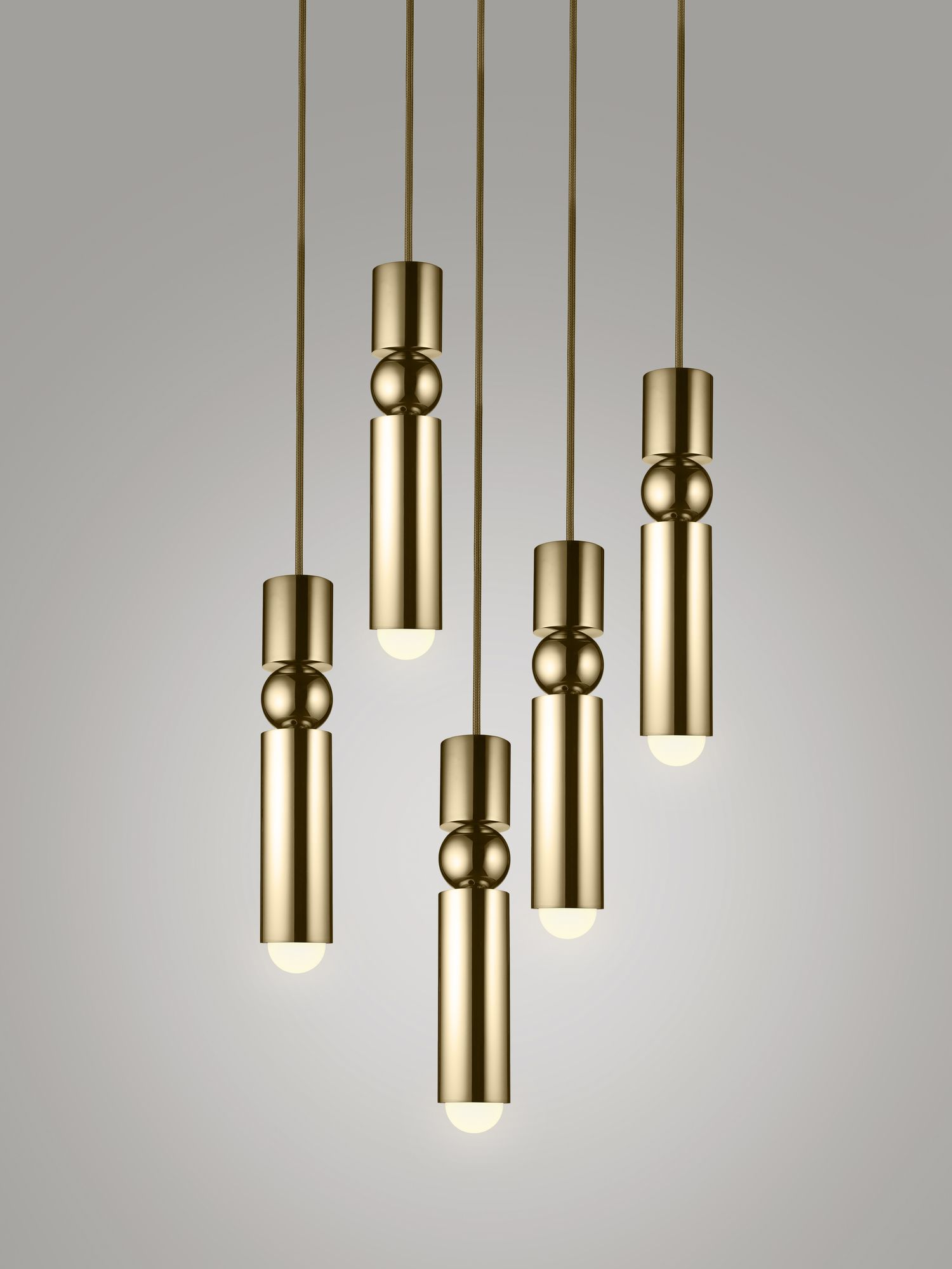 Statement Lighting By Lee Broom
