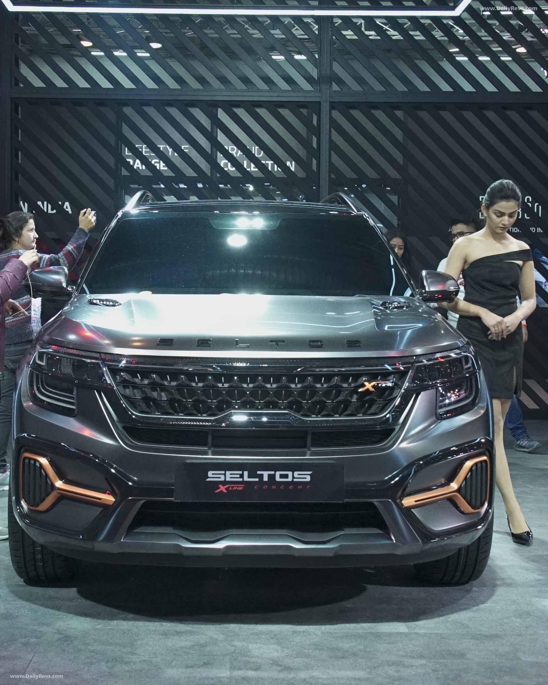 2020 Kia Seltos X Line Dailyrevs In 2020 Kia Kia Motors Luxury Car Interior