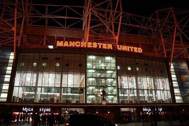 Manchester United Stadium Manchester United Manchester United Stadium Manchester