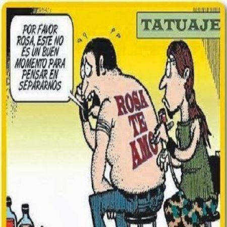 Tatuajes Por Amor No Correspondido Imagenes Para Facebook Imagenes Bonitas De Amor Graciosas Chi Romantic Humor Funny Spanish Jokes Funny Spanish Memes
