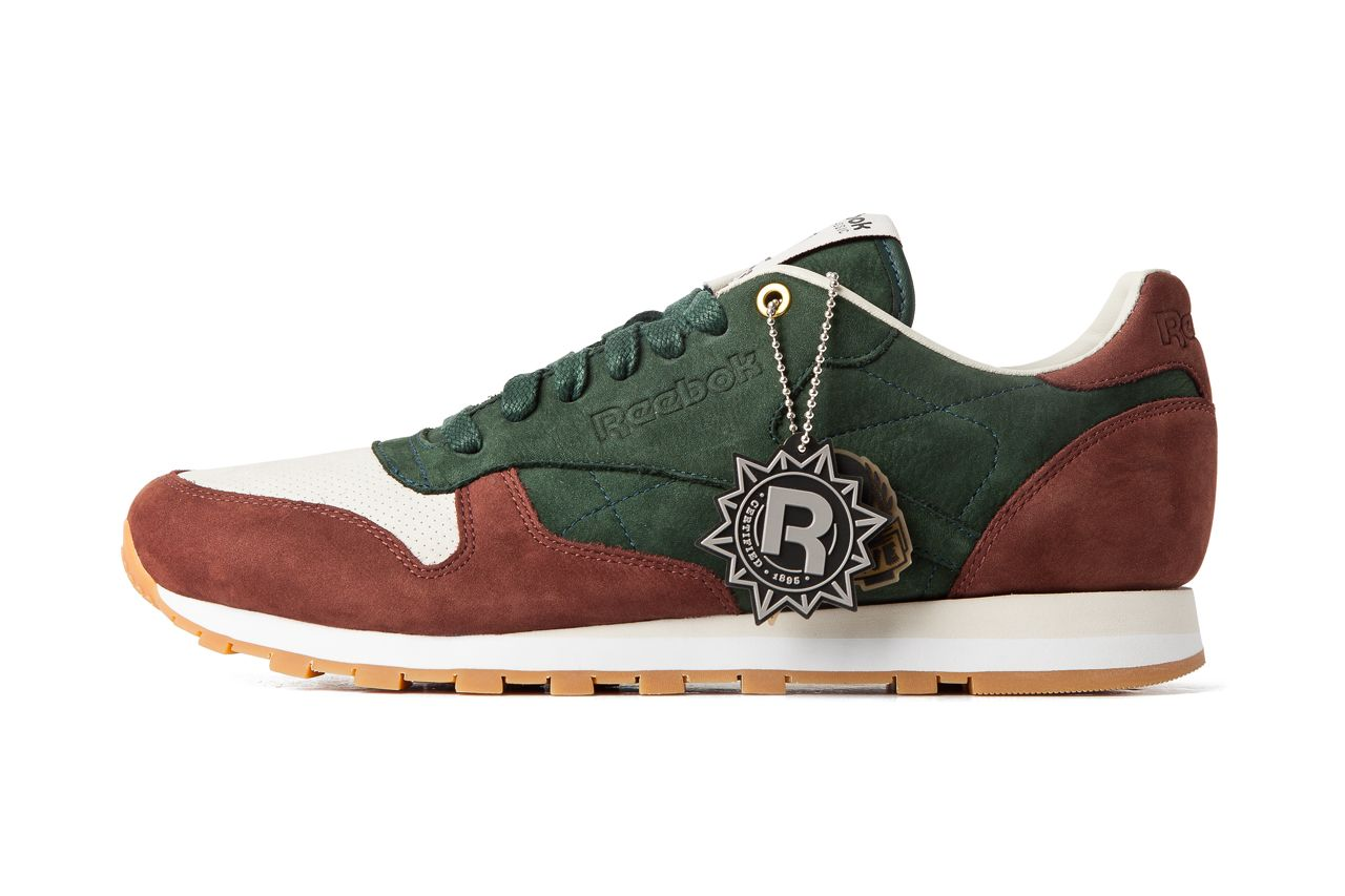 Highs and Lows x Reebok Classic Leather 30th Anniversary  a2554b0e8