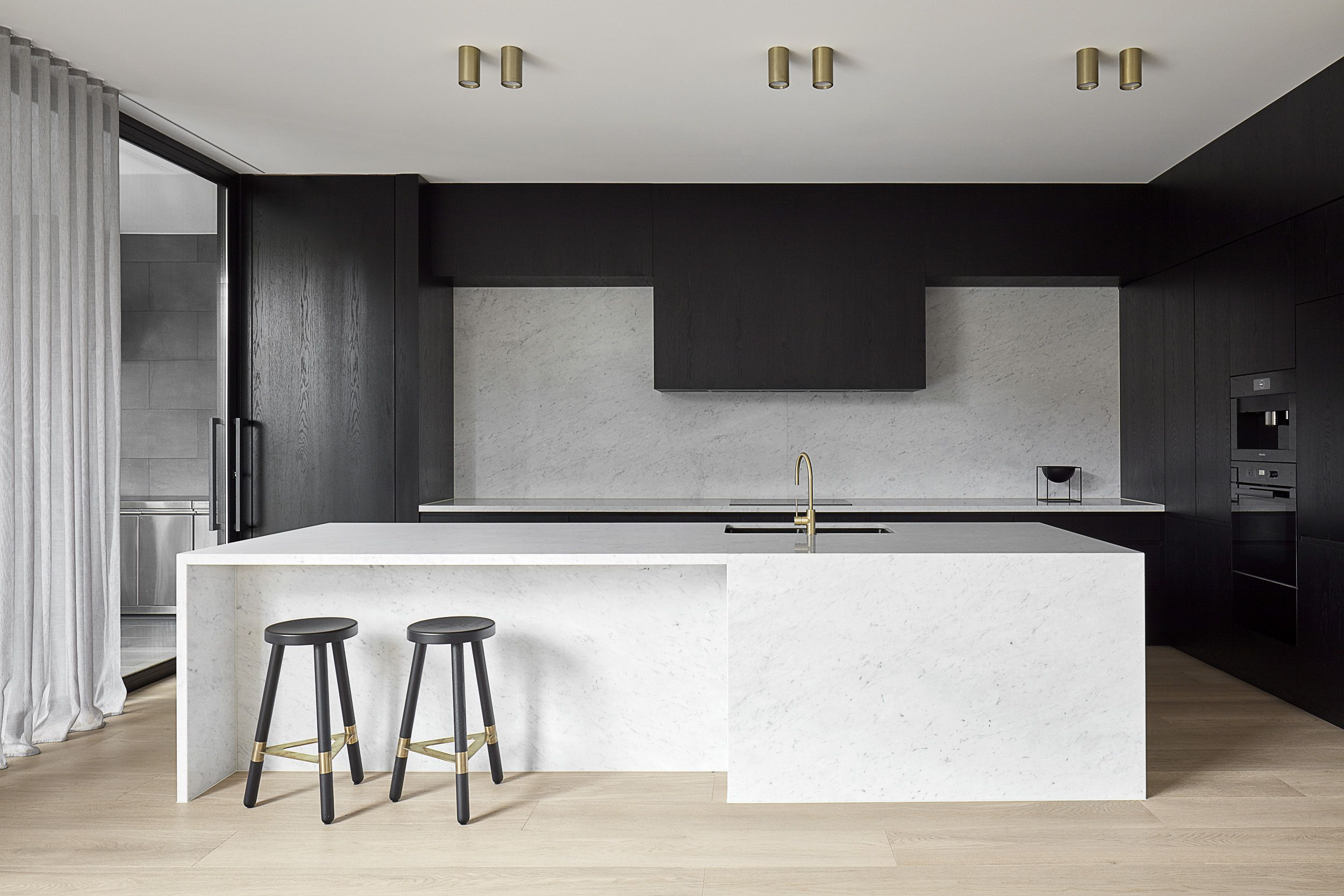 Carrara Marble supplied by Corsi & Nicolai (Australia) Pty