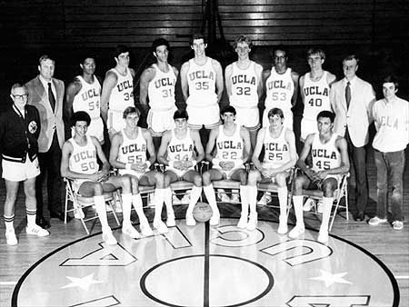 1975 UCLA Championship Team | Ucla, Ucla basketball, Ncaa ... Bruins Roster 1975