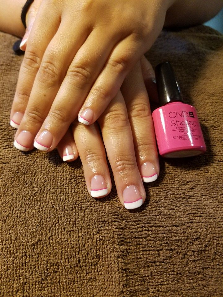 Nail designs by Danielle Campbell @Magnolias On The Green (Canfield ...