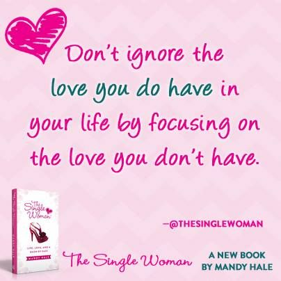 http://www.amazon.com/The-Single-Woman-Life-Love/dp/1400322316 ...