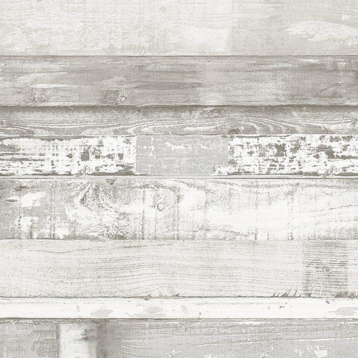 Zebediah 16.5' L x 20.5' W Wallpaper Panel Wood plank