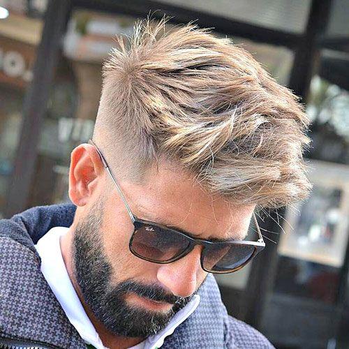 Pin Na Men Haircut