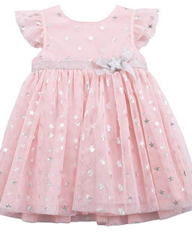2889f7e7d Newborn Infant Baby Toddler Girls Dresses Kids Tutu Tulle Birthday ...