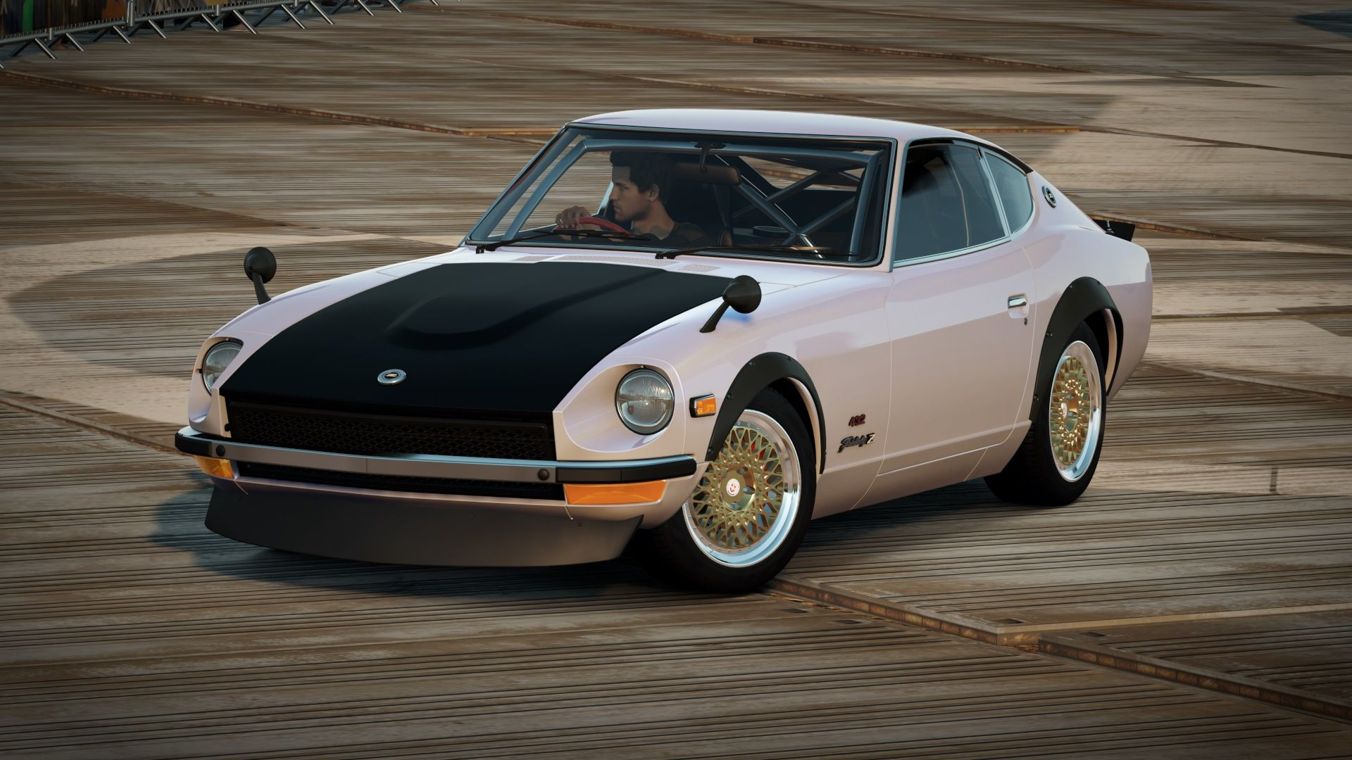 1969 Nissan Fairlady Z 432 Sports Car Forza Forza Horizon