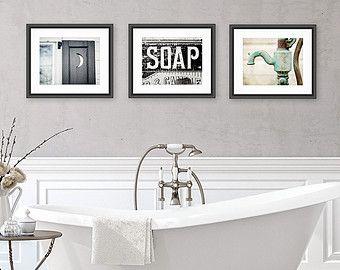 vintage etsy - Bathroom Accessories Etsy